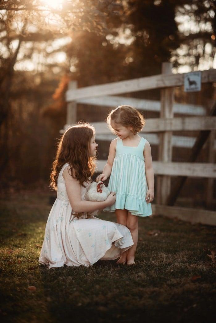 32 momentos mais inocentes da crianças com animais 5