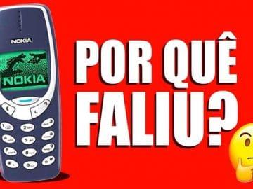 Por quê a Nokia faliu? 7