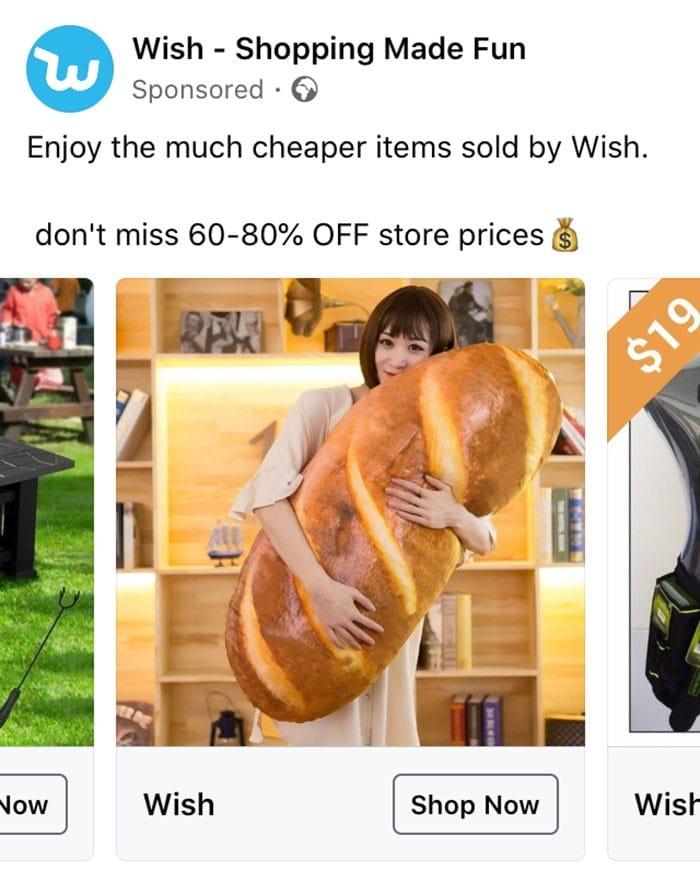 40 anúncios estranhos que não têm explicações do Wish 29