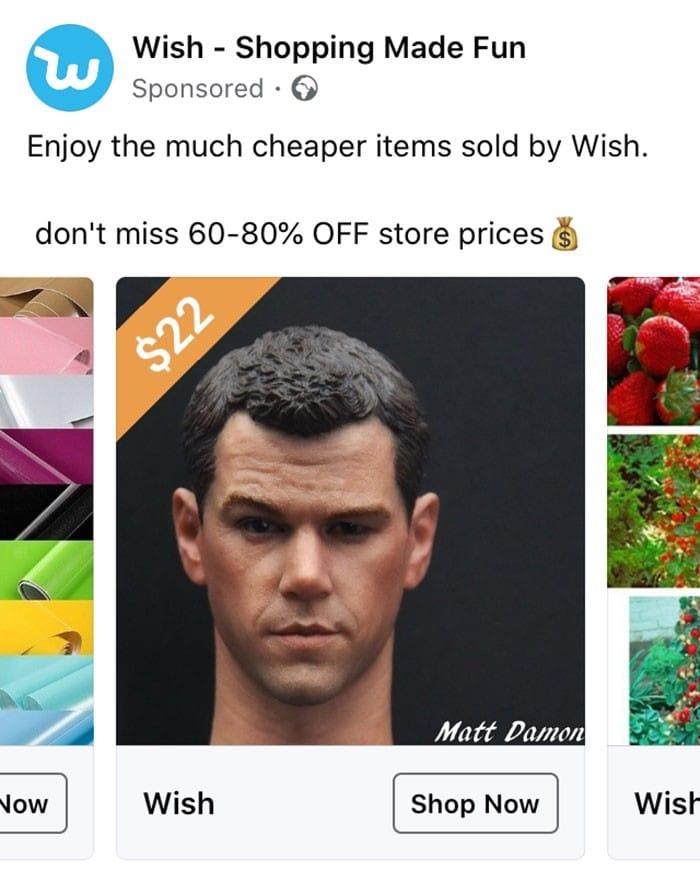 40 anúncios estranhos que não têm explicações do Wish 35