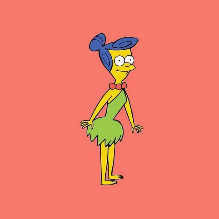 Artista cria estranhos mas bonitos personagens de desenhos animados no estilo Mash-Ups (30 fotos) 5