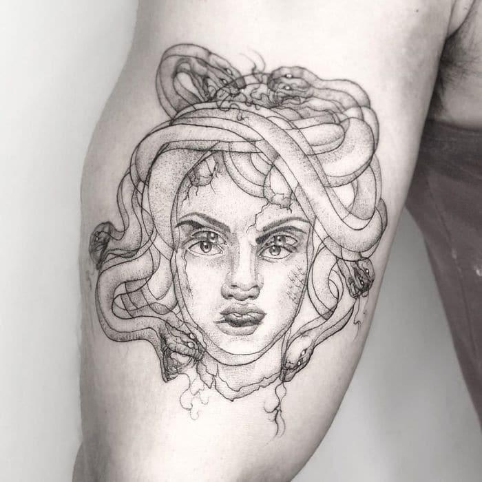 As tatuagens de ilusão de ótica da mexicana Yatzil Elizalde (23 fotos) 2