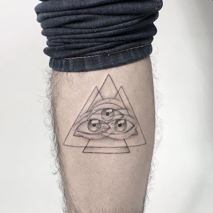As tatuagens de ilusão de ótica da mexicana Yatzil Elizalde (23 fotos) 10