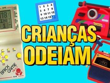 9 brinquedos dos anos 90 que as crianças de hoje odiariam! 4