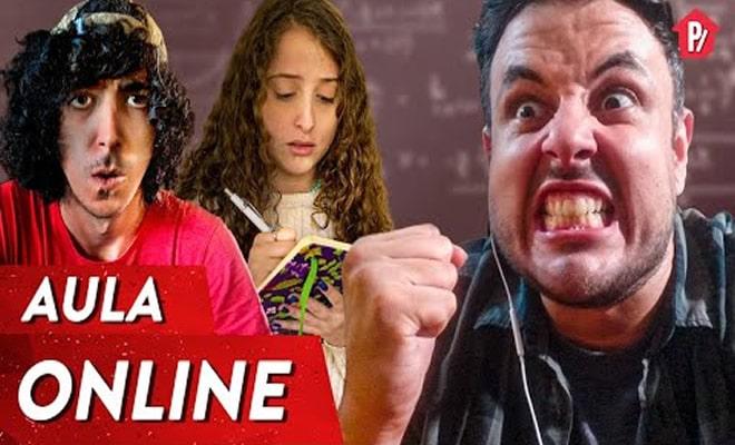 Coisas que acontecem na aula online 19