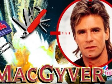 A História de Profissão Perigo e as maiores proezas de MacGyver! 31