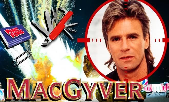 A História de Profissão Perigo e as maiores proezas de MacGyver! 14