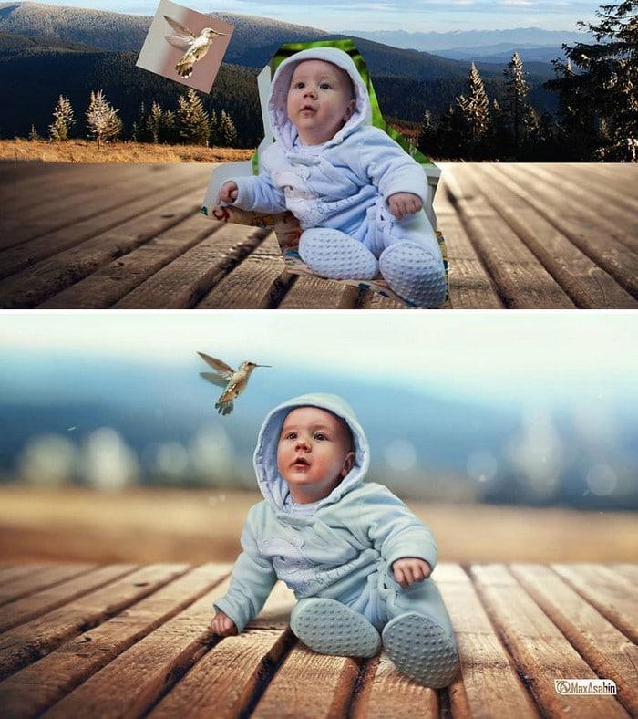 Às vezes, Max Asabin é chamado de mestre do Photoshop, e aqui estão 37 novas fotos para provar isso 3