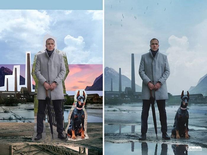 Às vezes, Max Asabin é chamado de mestre do Photoshop, e aqui estão 37 novas fotos para provar isso 5