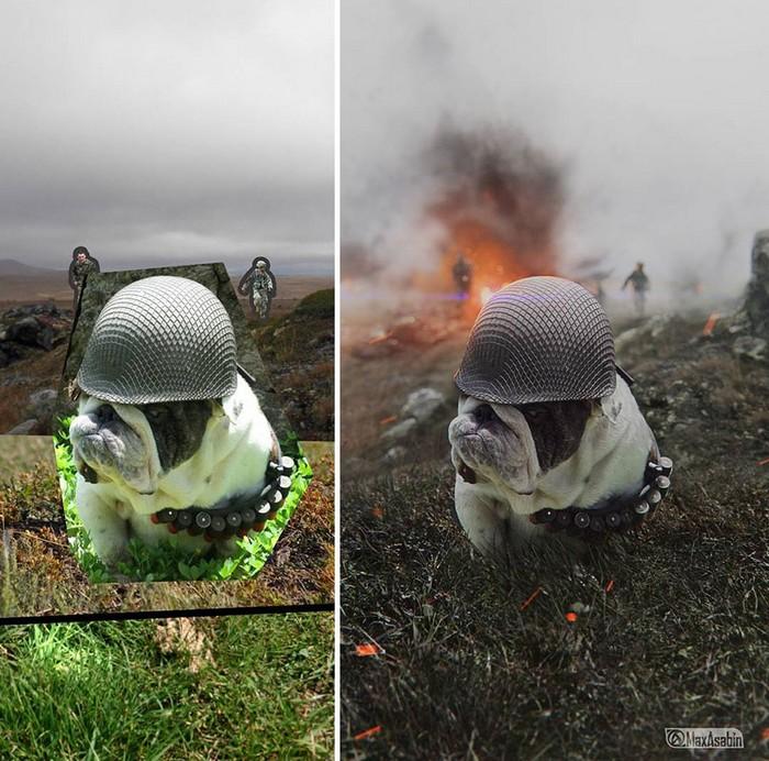 Às vezes, Max Asabin é chamado de mestre do Photoshop, e aqui estão 37 novas fotos para provar isso 6