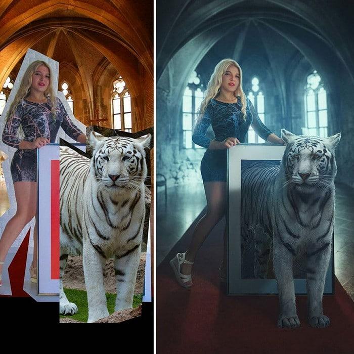 Às vezes, Max Asabin é chamado de mestre do Photoshop, e aqui estão 37 novas fotos para provar isso 22