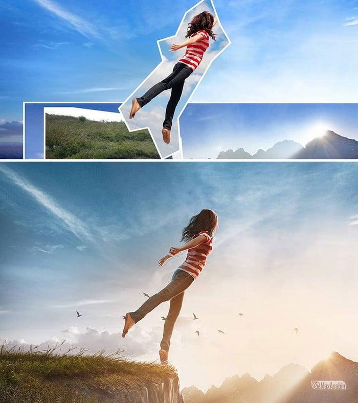 Às vezes, Max Asabin é chamado de mestre do Photoshop, e aqui estão 37 novas fotos para provar isso 32