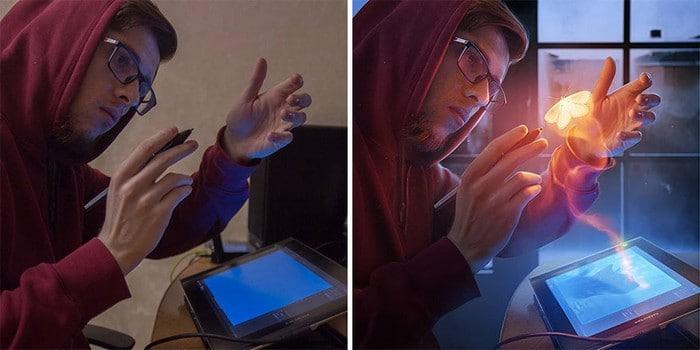 Às vezes, Max Asabin é chamado de mestre do Photoshop, e aqui estão 37 novas fotos para provar isso 35
