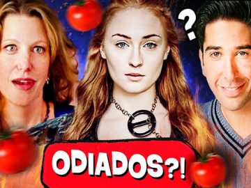 7 personagens das séries odiados injustamente! 17