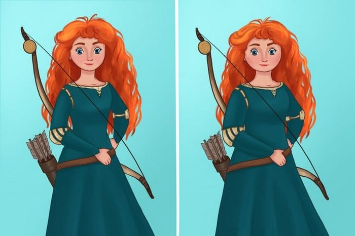 31 personagens do filmes da Disney se fossem gordo 24
