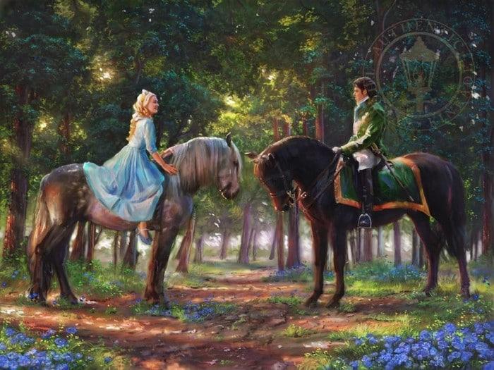 As pinturas deste artista sobre Disney parecem melhores do que os filmes (37 fotos) 7