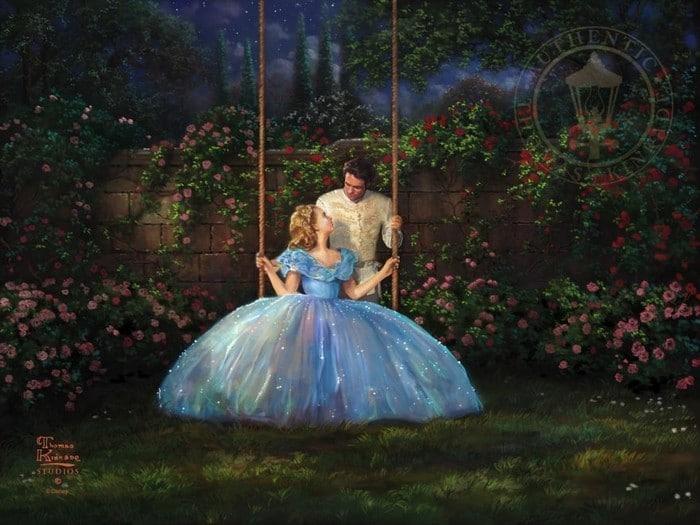 As pinturas deste artista sobre Disney parecem melhores do que os filmes (37 fotos) 16