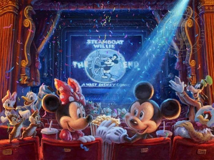As pinturas deste artista sobre Disney parecem melhores do que os filmes (37 fotos) 20