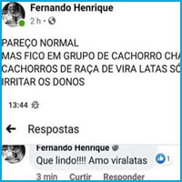 Pareço normal mas