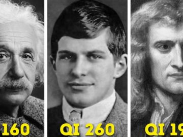 A história do William Sidis o homem mais inteligente do mundo 16