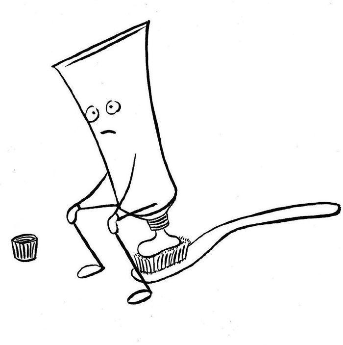 Artista chinês desenha quadrinhos engraçados com reviravoltas surpresa (35 fotos) 5