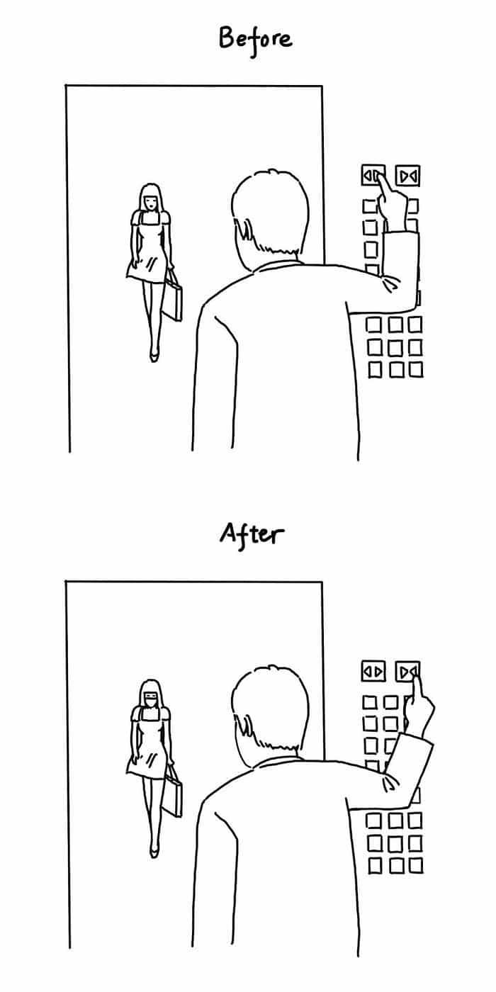 Artista chinês desenha quadrinhos engraçados com reviravoltas surpresa (35 fotos) 7