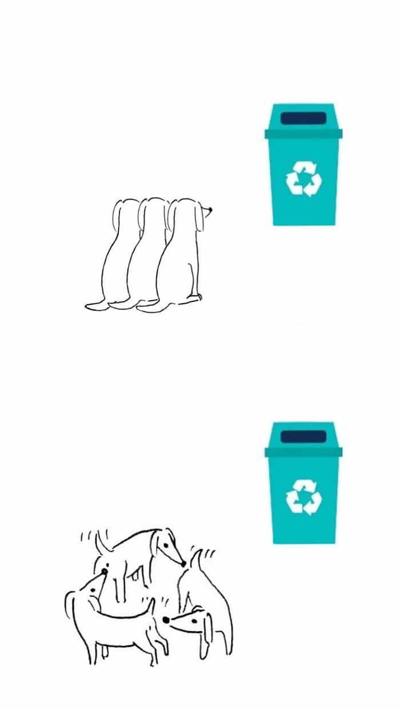 Artista chinês desenha quadrinhos engraçados com reviravoltas surpresa (35 fotos) 11