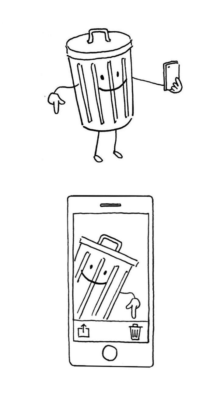 Artista chinês desenha quadrinhos engraçados com reviravoltas surpresa (35 fotos) 13