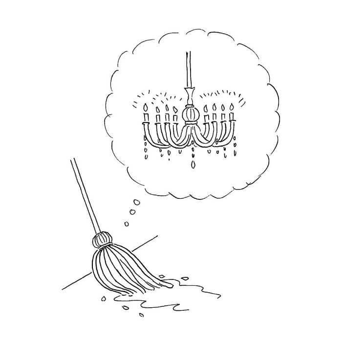 Artista chinês desenha quadrinhos engraçados com reviravoltas surpresa (35 fotos) 28