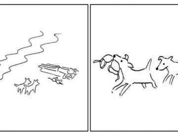 Artista chinês desenha quadrinhos engraçados com reviravoltas surpresa (35 fotos) 1