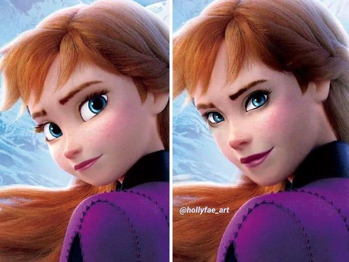 Artista faz personagens da Disney parecerem mais realistas (10 fotos) 3