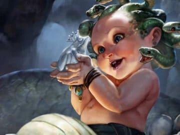 Artista retrata criaturas místicas em sua forma vulnerável, quando ainda eram bebês (30 fotos) 3