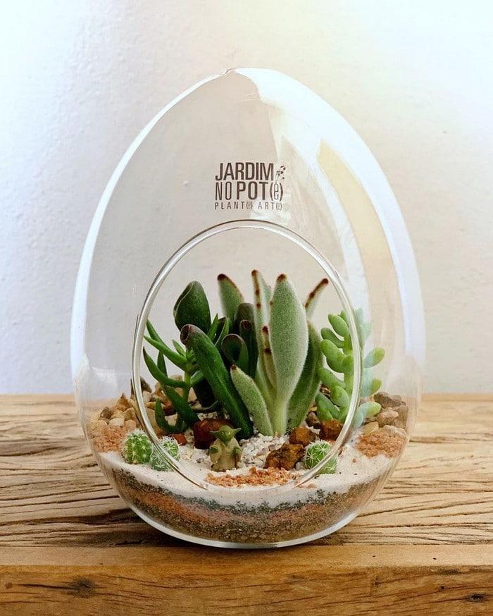 Artistas criam mundos minúsculos em recipientes de vidro (42 fotos) 15