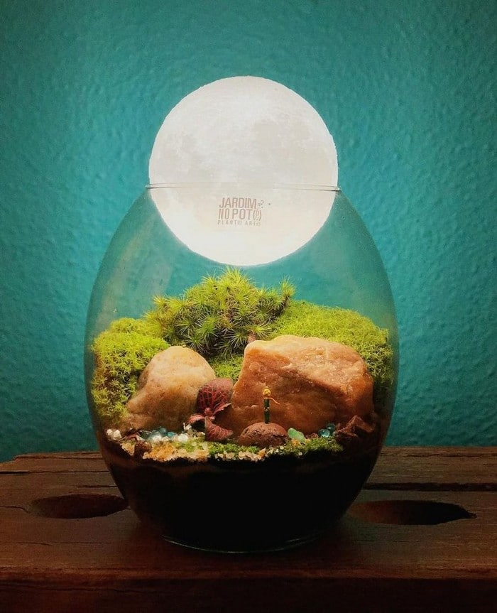 Artistas criam mundos minúsculos em recipientes de vidro (42 fotos) 26