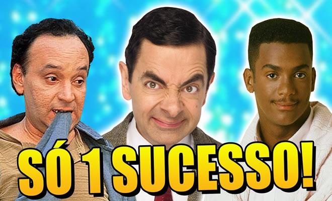 8 atores que só tiveram 1 papel de sucesso! 16