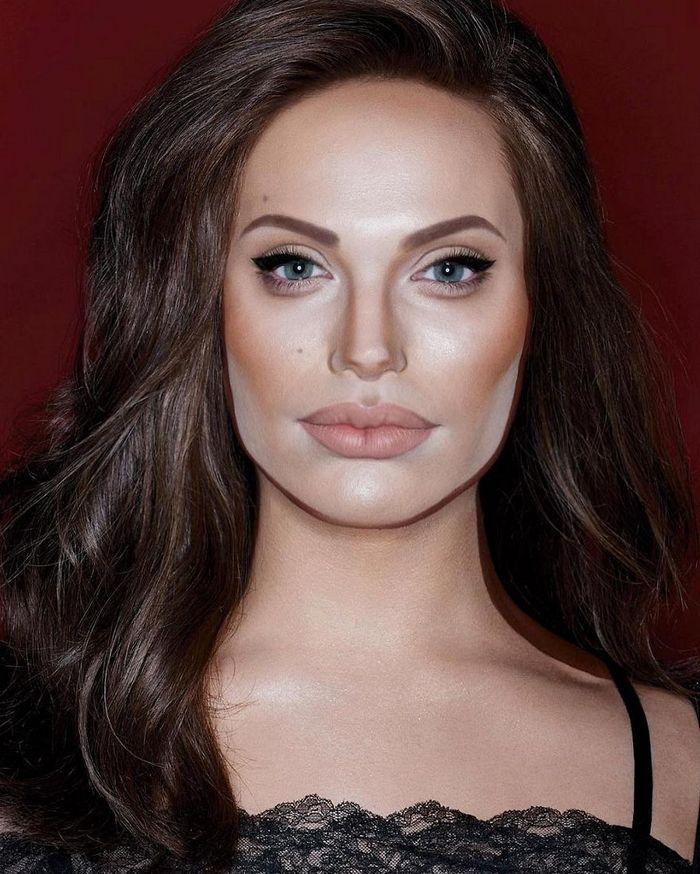 Drag Queen é tão boa em maquiagem que pode se transformar em qualquer celebridade (29 fotos) 4