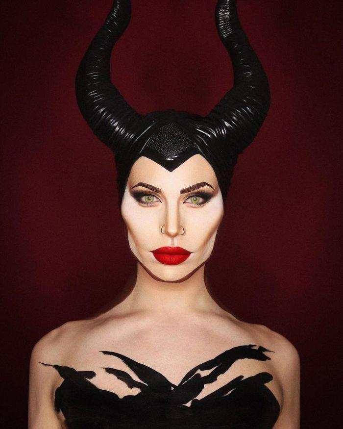 Drag Queen é tão boa em maquiagem que pode se transformar em qualquer celebridade (29 fotos) 9