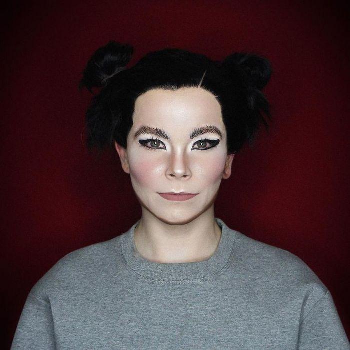 Drag Queen é tão boa em maquiagem que pode se transformar em qualquer celebridade (29 fotos) 13