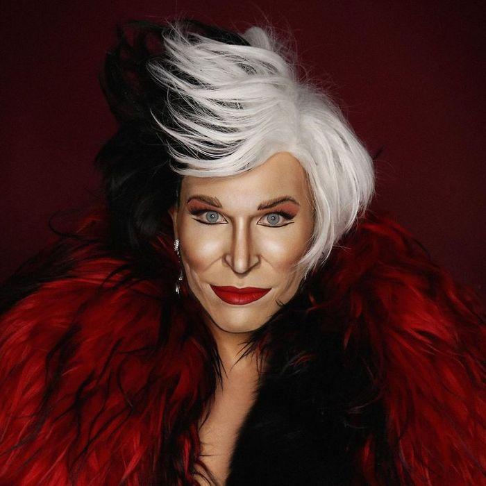 Drag Queen é tão boa em maquiagem que pode se transformar em qualquer celebridade (29 fotos) 15