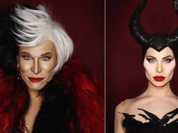 Drag Queen é tão boa em maquiagem que pode se transformar em qualquer celebridade (29 fotos) 6