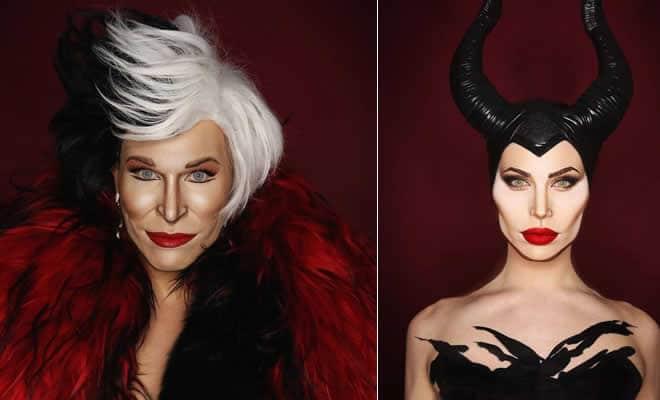 Drag Queen é tão boa em maquiagem que pode se transformar em qualquer celebridade (29 fotos) 2