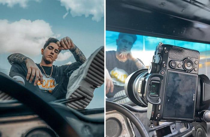 30 fotos de um fotógrafo mexicano que revelam a mágica por trás de imagens perfeitas 7