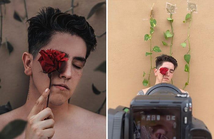 30 fotos de um fotógrafo mexicano que revelam a mágica por trás de imagens perfeitas 8