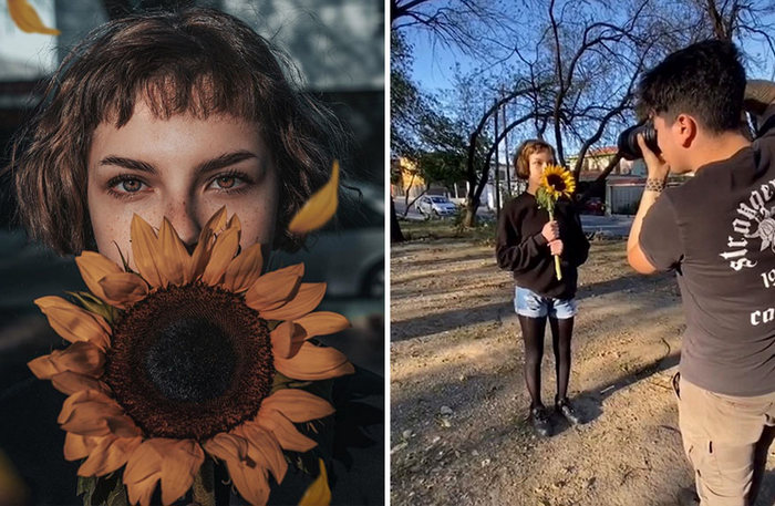 30 fotos de um fotógrafo mexicano que revelam a mágica por trás de imagens perfeitas 16
