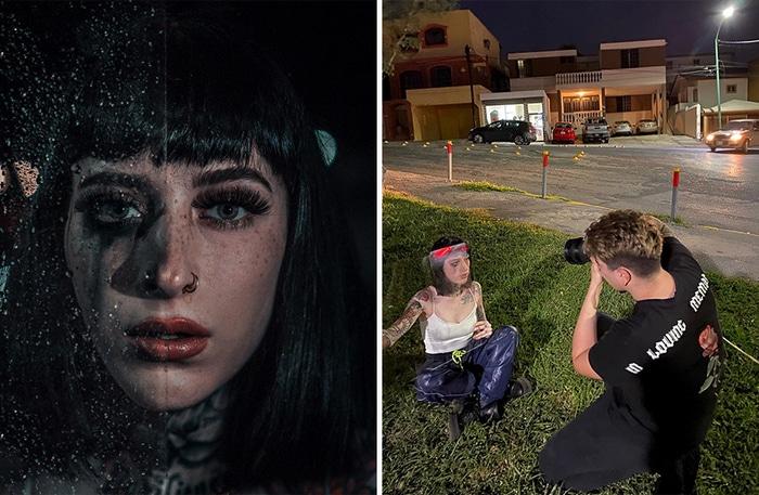 30 fotos de um fotógrafo mexicano que revelam a mágica por trás de imagens perfeitas 19