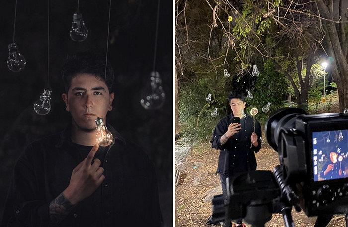 30 fotos de um fotógrafo mexicano que revelam a mágica por trás de imagens perfeitas 20