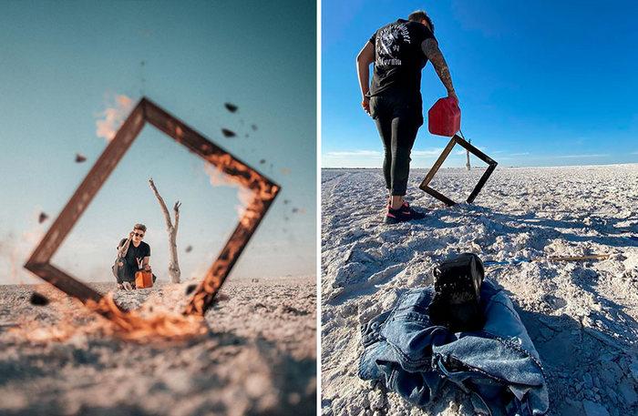 30 fotos de um fotógrafo mexicano que revelam a mágica por trás de imagens perfeitas 25