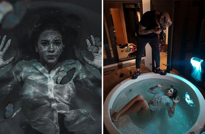 30 fotos de um fotógrafo mexicano que revelam a mágica por trás de imagens perfeitas 28