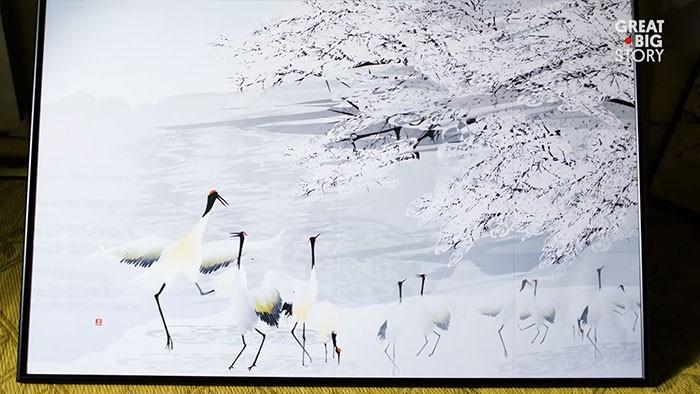 Homem de 80 anos domina Excel para criar pinturas incríveis (19 fotos) 16