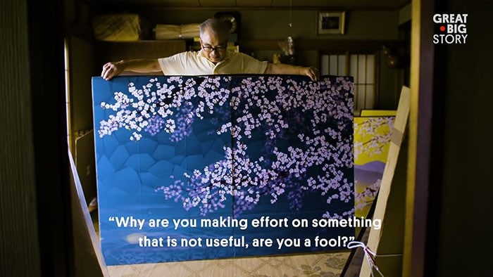 Homem de 80 anos domina Excel para criar pinturas incríveis (19 fotos) 18